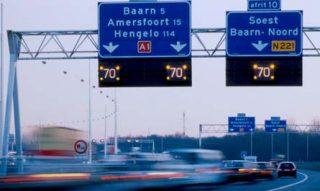 leven langs een snelweg